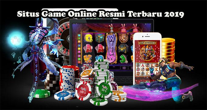 Situs Game Online Resmi Terbaru 2019