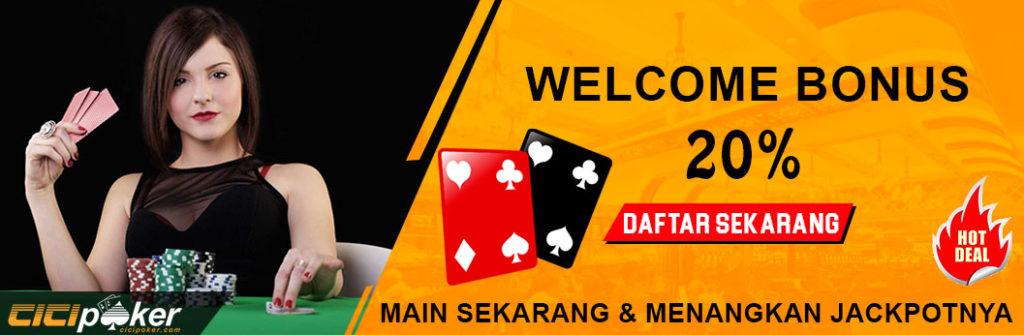bonus poker online new member